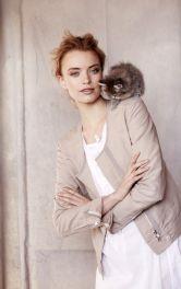 Жіноча куртка-блузон Burdastyle