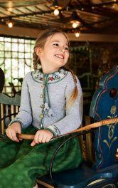 Детский вязаный кардиган Burdastyle фото 1