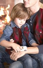 Дитячий жилет із кишенями Burdastyle