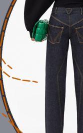 Різні фасони джинсів для осені
