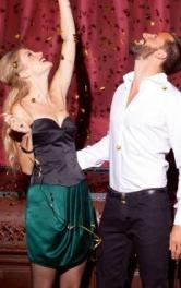 П'ять яскравих святкових образів для вечірок і розваг
