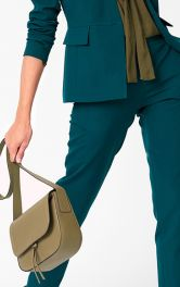 20 викрійок офісних брюк
