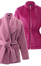 Коротке пальто чи куртка? Вибираємо модель на весну