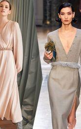 Моделі осіннього одягу пастельних кольорів