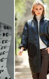 """Матеріали """"хай-тек"""": прості секрети розкрою і шиття"""