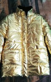Куртка на донечку