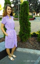 Сукня з воланом - хіт весни 2016  a910a935f045d