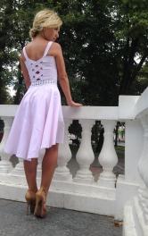 """Люблю это платье за """"спинку"""""""