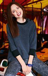 Як самостійно накреслити викрійку пуловера і пошити його: МК
