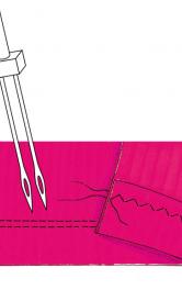 Як легко шити трикотаж