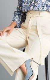 Як скоригувати складки-стрілки на брюках
