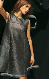 Коктейльные платья А-силуэта