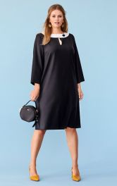 25 оригінальних та базових викрійок суконь «Мода plus»