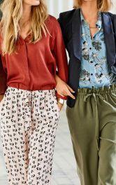 Комплектуємо брюки в залежності від типу фігури