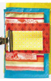 Способи зручного зберігання тканин