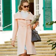 Як пошити пальто в стилі Грейс Келлі