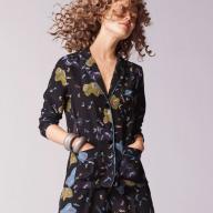 Як пошити модну блузу в піжамному стилі