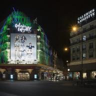 Історія Galeries Lafayette
