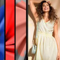 Цветовая палитра модного сезона весна-лето 2020 в моделях Burdastyle