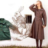 Как создать в одежде милые образы с помощью воротника