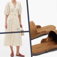 Моделі літнього взуття із тканини