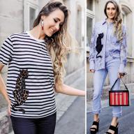 Як зробити стильну аплікацію на одязі