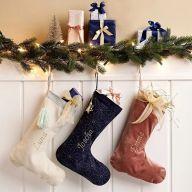 Як пошити іменний чобіток для новорічних подарунків