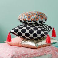 Як пошити чохли для декоративних подушок