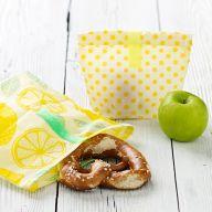 Як пошити вощений мішечок для бутербродів