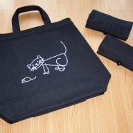 Як пошити складану еко-сумку