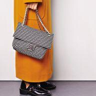Як пошити стьобану сумку на ланцюжку