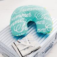 Як пошити туристичну подушку