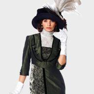Очарование и соблазн моды Belle époque