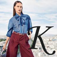 Модна абетка: літера К