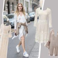 Образы стритстайла с белой блузкой