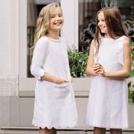 20 моделей шкільного вбрання для дівчинки