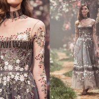 "Paolo Sebastian SS 2018 ""Unce upon a dream"""