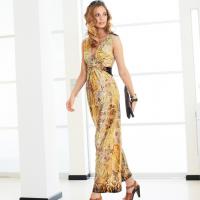 Як пошити довгу сукню з максі-зав'язками