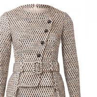Висока мода  як пошити оригінальну сукню-футляр c08d38cd25a27