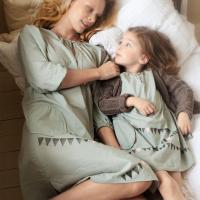 Затишний family look для мами і доньки