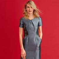Як пошити сукню-футляр з 19 деталей