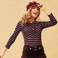 Як пошити пуловер з асиметричною деталлю 5976774e98847