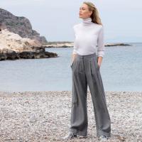 Пошиття жіночих брюк: ілюстрований майстер-клас