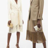 Как декорировать одежду и аксессуары бахромой