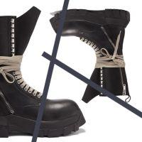"""С чем носить модные ботинки """"комбаты"""" осенью"""