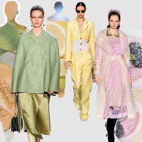Одяг в пастельних відтінках