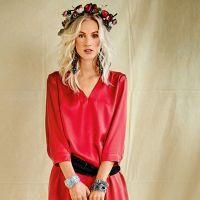 25 викрійок для одягу в етно-стилі
