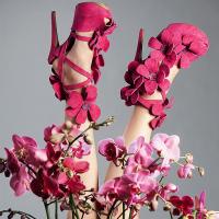 """Колекція """"Орхідея"""" від королівського капелюшника Філіпа Трейсі"""