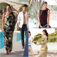 Парад моделей Burda Style 6/2013