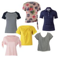 15 моделей літніх футболок